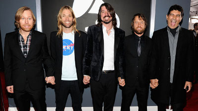 Foo Fighters (Forrás: hollywoodreporter.com)