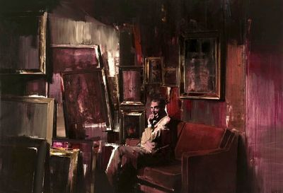 Adrian Ghenie: The Collector